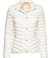 d1. light down jacket gevoerd jack crème gant