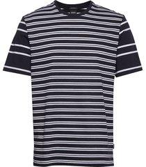 tiburt 158 t-shirts short-sleeved blå boss