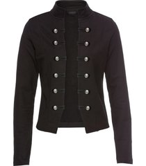 blazer con bottoni (nero) - rainbow