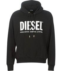 sweater diesel s division logo