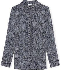 blouse printed georgette