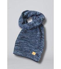 bufanda azul rever pass lisa elizabeth