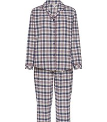 cotton flannel pyjamas pyjamas lila lady avenue