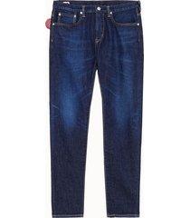 edwin jeans slim in denim scuro