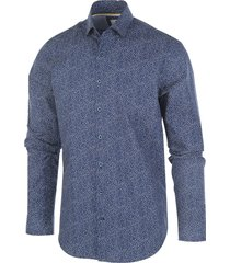 blauw blue industry 1158.92 overhemd