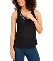 ideology bra tank top, created for macy's