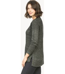 lilla p long sleeve v-neck sweater