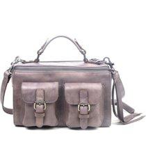 old trend las luna leather crossbody bag