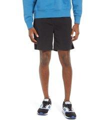 bp. nylon shorts, size x-large in black at nordstrom