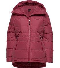 stranda down hybrid w jkt outerwear sport jackets roze bergans