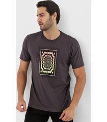 camiseta volcom all ages grafite