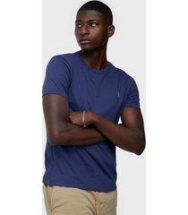 polo ralph lauren short sleeve polo t-shirt t-shirts & linnen navy