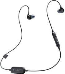 audifonos aislantes bluetooth shure se112kbt1 negro