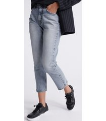 superdry women's high rise straight jeans