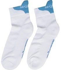 alexander mcqueen socks & hosiery