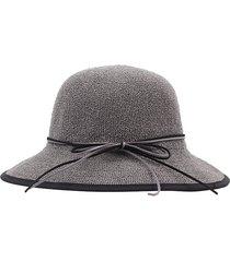 cappello estivo da donna con protezione solare e ampia protezione solare