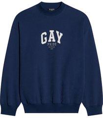 pride 2021 sweatshirt navy