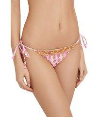 panty bikini flores multicolor women secret 599521398xl