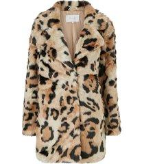 fuskpäls vimondana faux fur coat