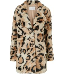 fuskpäls vimondana faux fur coat