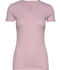 t-shirts short sleeve t-shirts & tops short-sleeved rosa marc o'polo