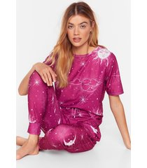 night and day moon pant pajama set