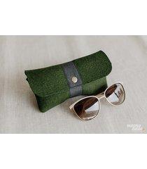 marmollada - etui filcowe na okulary leśne + c