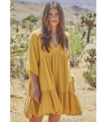 9seed marbella dress honey