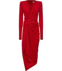 alexandre vauthier short dress