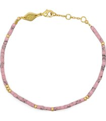 anni lu sun stalker bracelet - pink