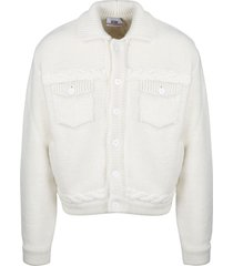 gcds knitted jacket