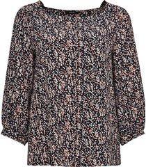 opus blouse met print farrie flower