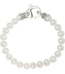 women's lagos 'luna' 7.5mm pearl bracelet