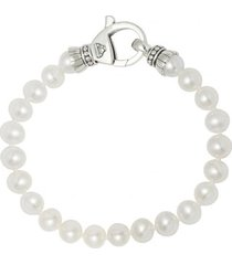women's lagos luna 7.5mm pearl bracelet