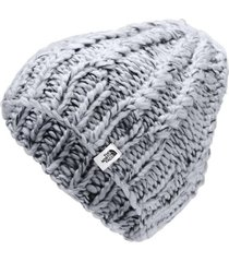 gorro chunky knit gris the north face