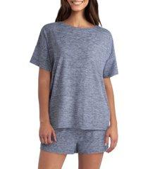 women's drop shoulder pullover