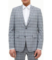 chaqueta suit separates cuadros perry ellis