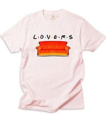 camiseta cinema cool tees filme lovers - masculino