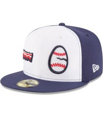 new era lehigh valley ironpigs milb ac 59fifty fitted cap