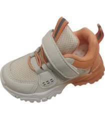 zapatillas velcro coral vinnys outlet