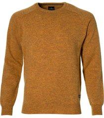 jac hensen pullover - modern fit - oker