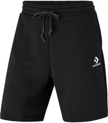shorts star chevron emb short