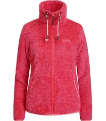 icepeak vest women colony coral red-m