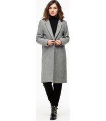 płaszcz wełniany klasyczny