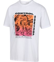 corella men's control graphic t-shirt, created for macy's