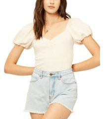 billabong juniors' so cheeky frayed shorts