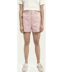scotch & soda abott organic -blend chino shorts