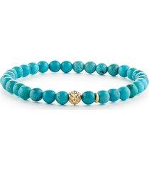 women's lagos 'caviar icon' semiprecious stone bracelet