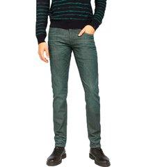 vanguard jeans dark four way groen sf vtr207406/6078