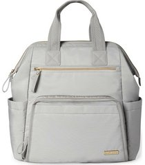 bolsa maternidade skip hop (diaper bag) mainframe backpack